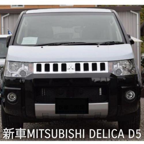 三菱 デリカD5
